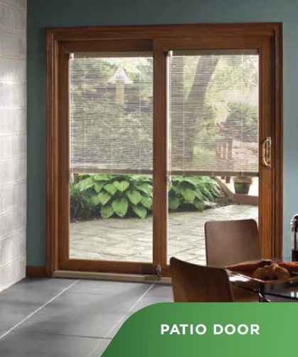 Window replacement manhattan ks testimonial august 2013 for Different types of patio doors