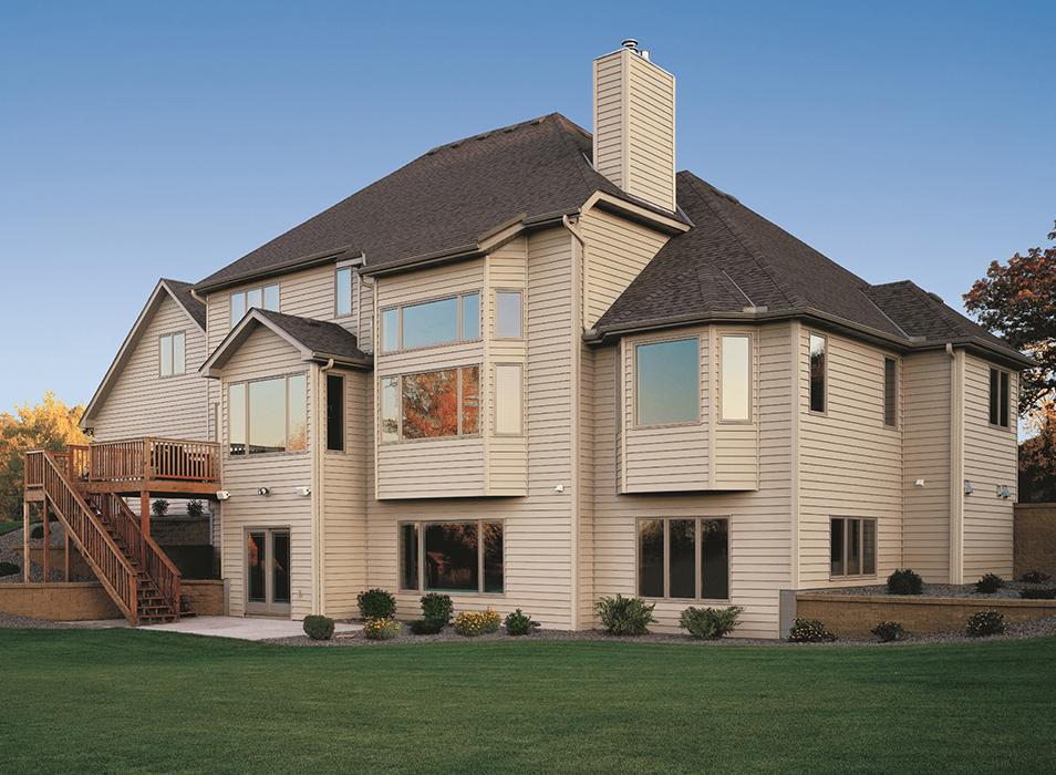 Siding Contractor Manhattan KS - Vanguard Home Designs