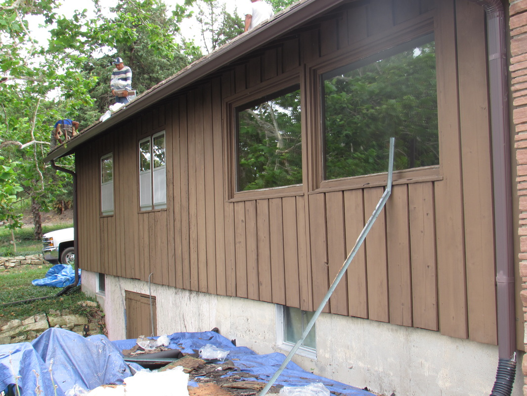 Engineered Wood Siding Installation Junction City KS