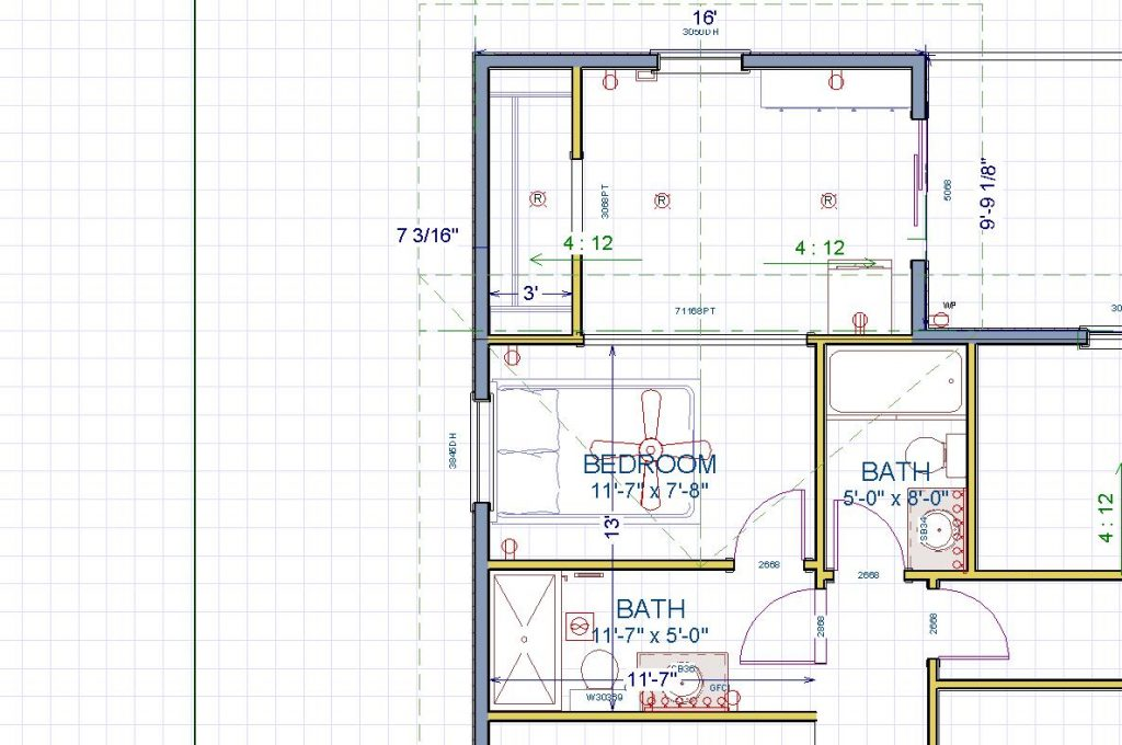 Schematic Drawings Addition Project